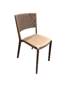 Chaise Polypropylene Plastique